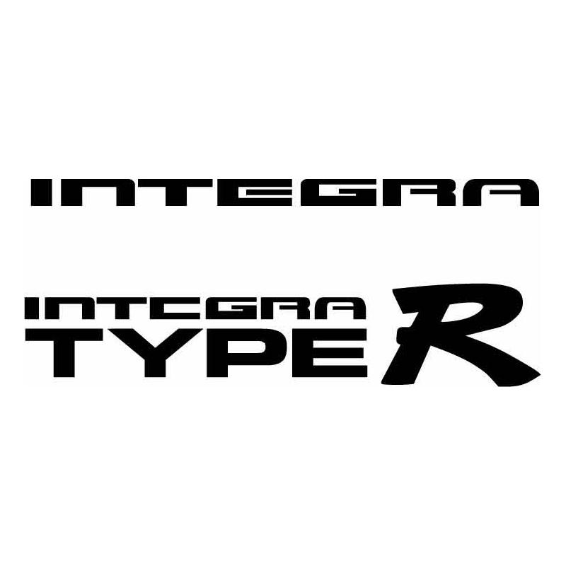 Performance Logo Decal Integrarperformance Logos