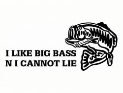 Funny Fishing Decals For Windows