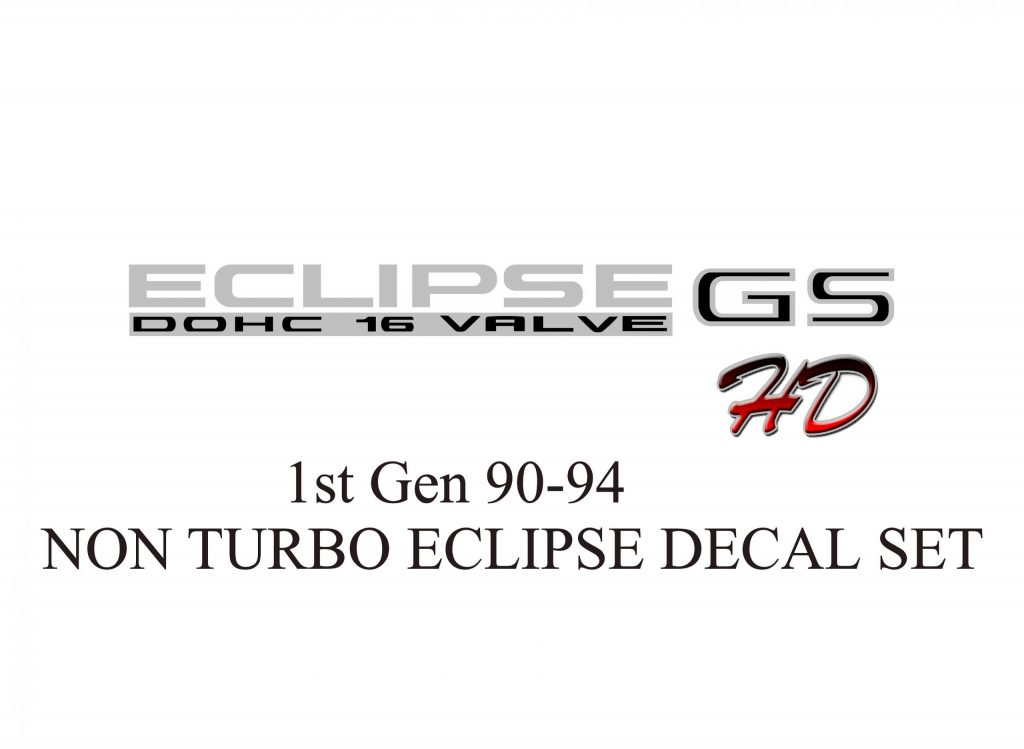 Eclipse GS